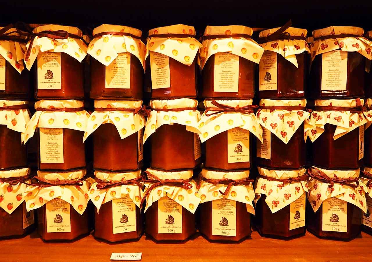 チェコ・プラハのお土産 ハチミツ