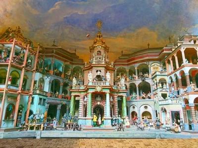 「ザルツブルク観光で超おすすめのヘルブルン宮殿!感動の仕掛け噴水を見よう!」 トップ画像