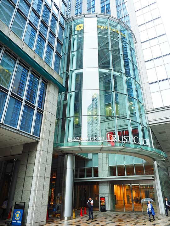 東京駅付近の安いホテル シャングリ・ラホテル東京