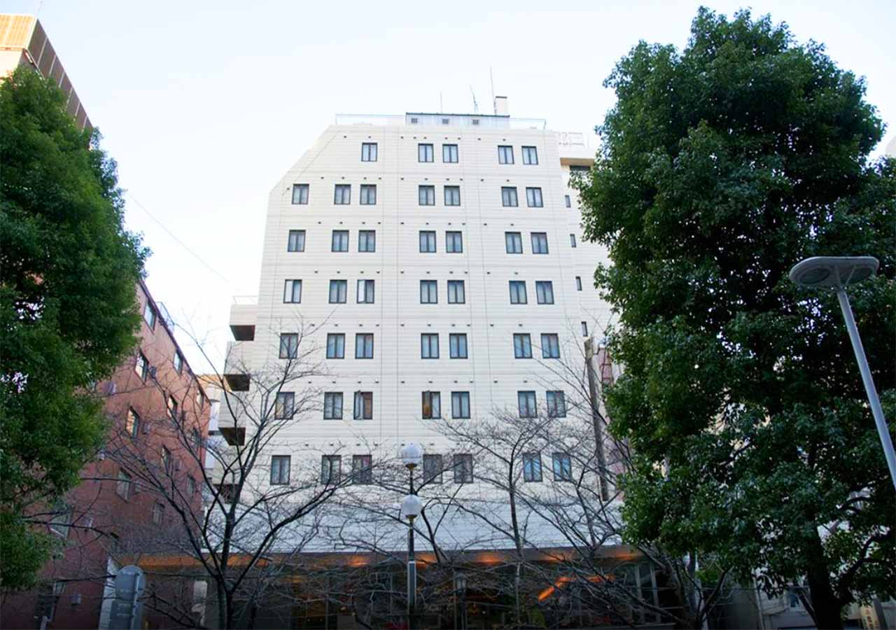 東京駅付近の安いホテル 八重洲ターミナルホテル
