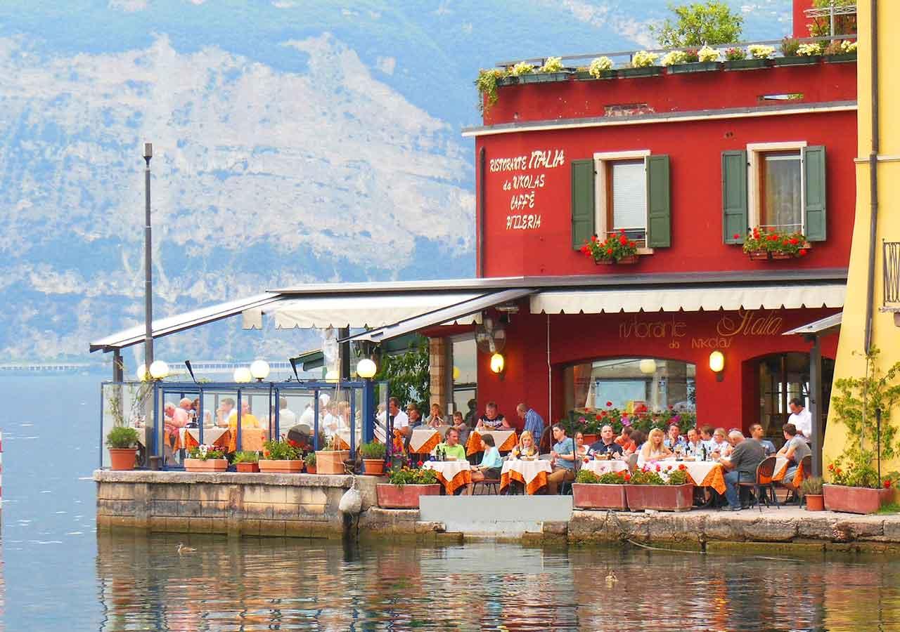 イタリア旅行の準備 イタリアでおいしいレストランを探す方法