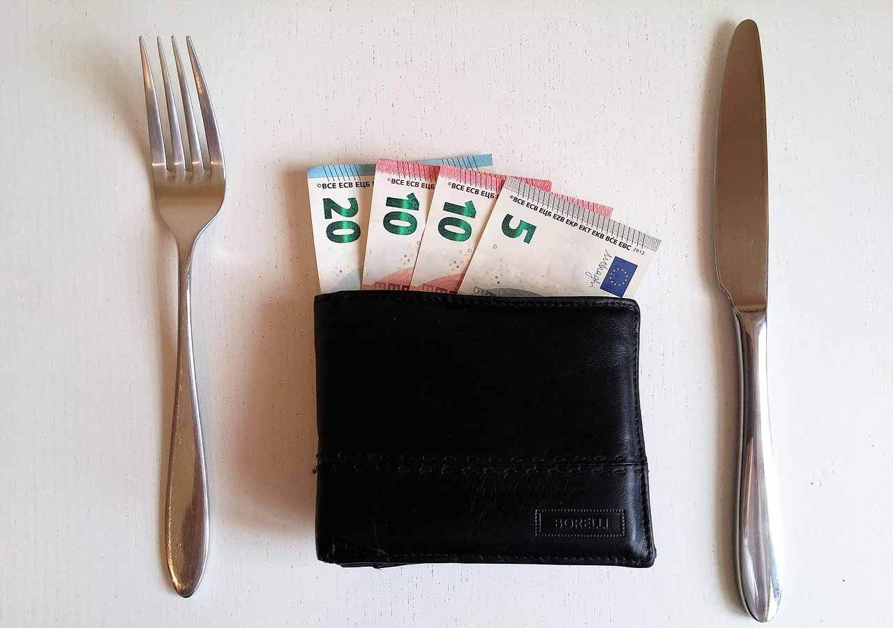 イタリア旅行の準備 チップは必要?