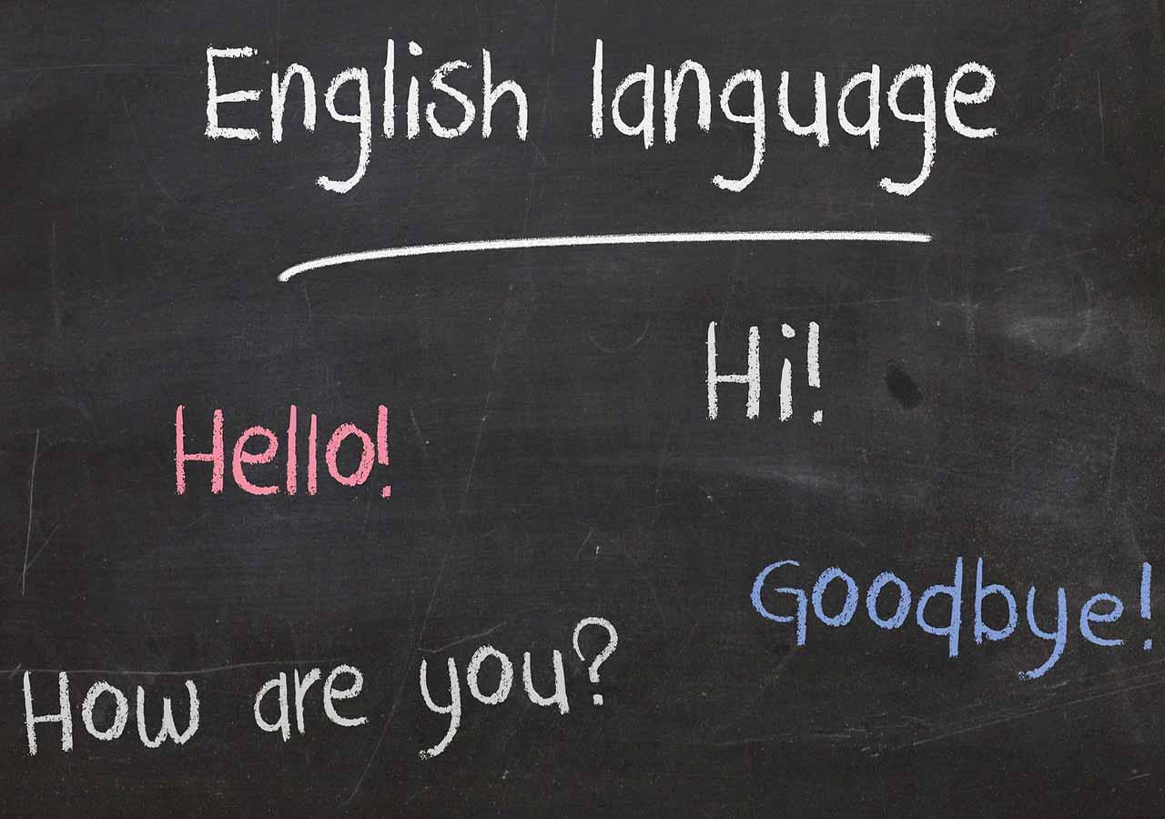 英語学習の画像