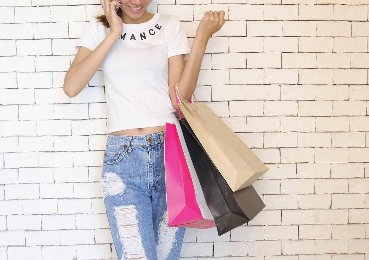 旅行で使える英語フレーズ ショッピングの画像