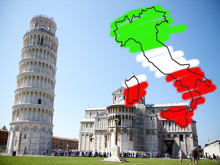 イタリア旅行 「イタリア旅行で注意すべきこと!英語は通じる?治安・スリなど危険は?」 トップ画像