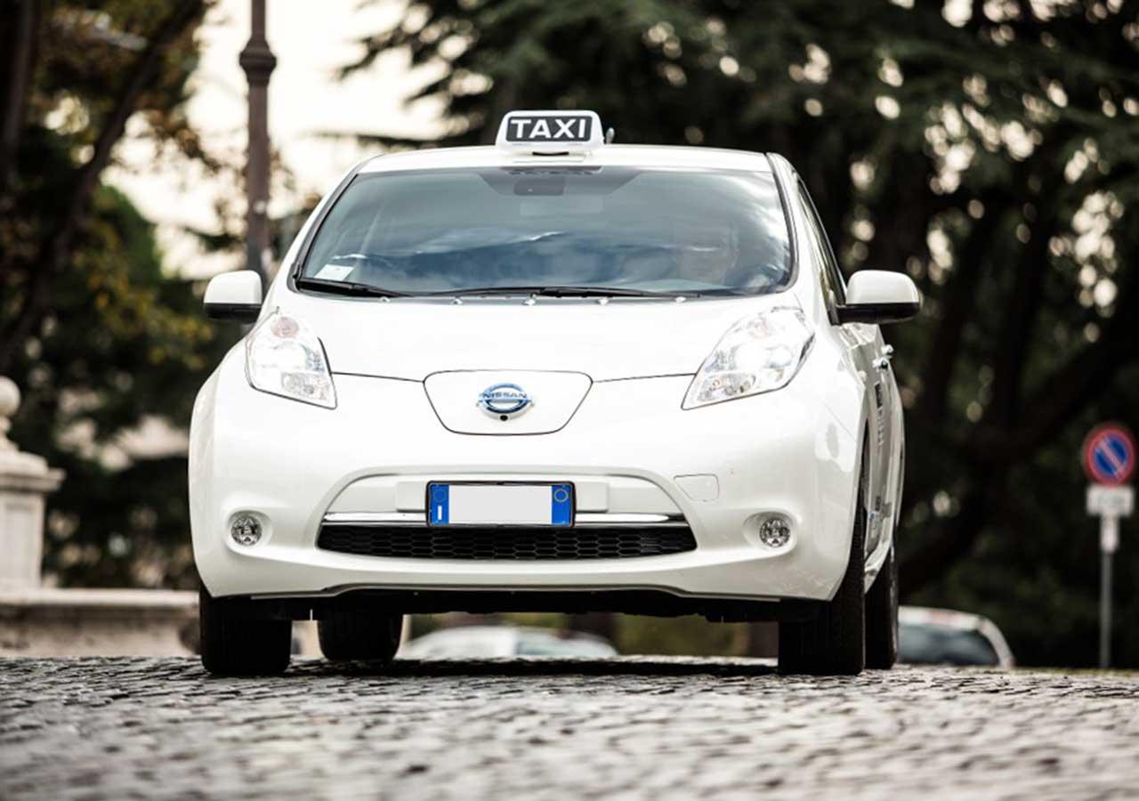 イタリア旅行 注意すべきこと イタリアのタクシー