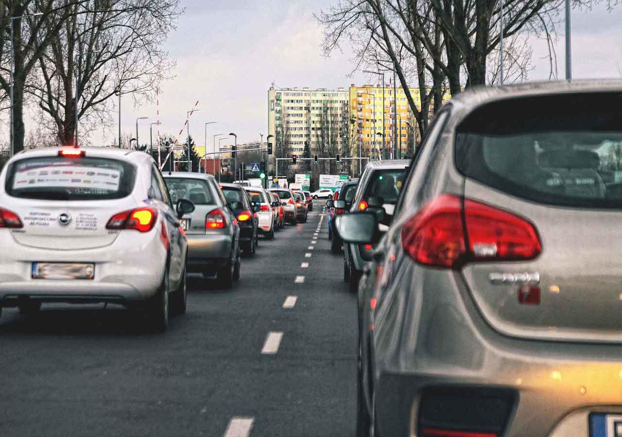 イタリア旅行 注意すべきこと イタリアの交通渋滞