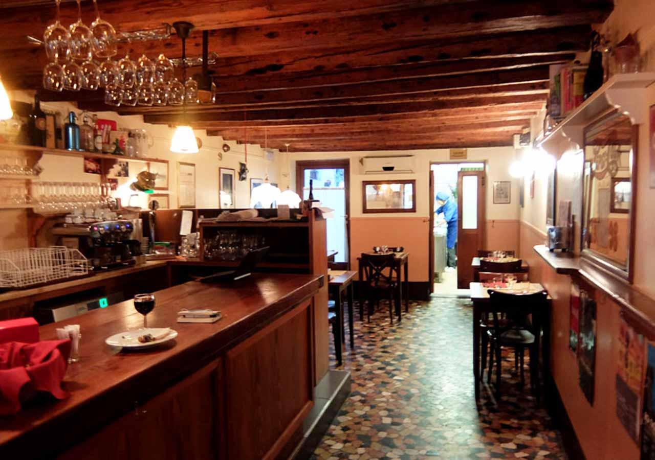 ベネチアのおすすめレストラン Ai Promessi Sposi