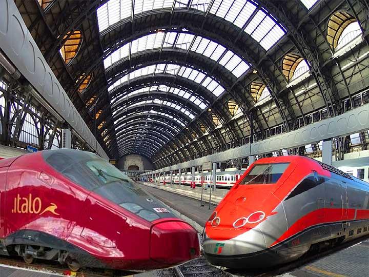 「ミラノからベネチアに鉄道で移動する方法!ベネチア人が教える交通ガイド!」 トップ画像