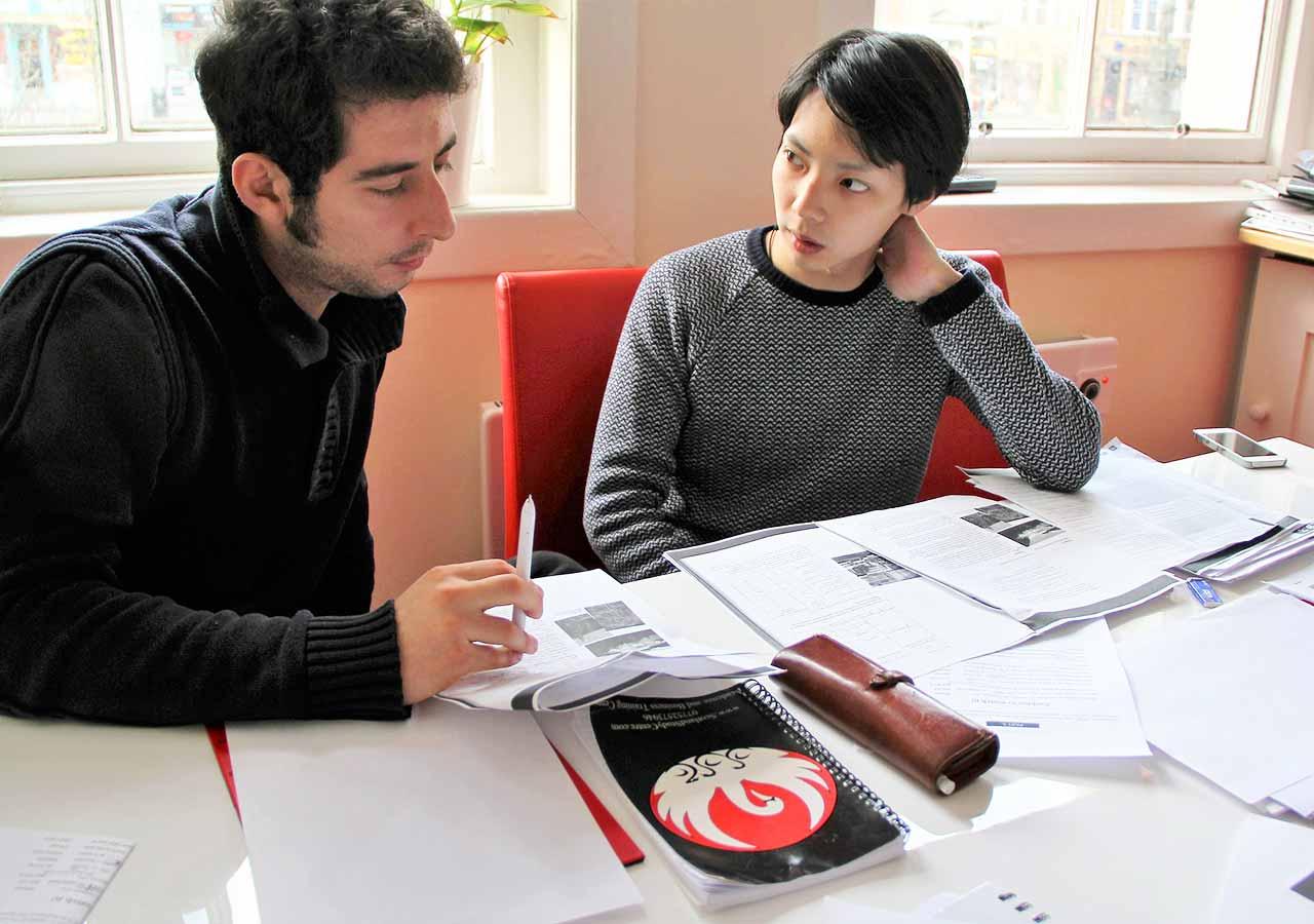 安く確実に英会話が上達する勉強方法 英会話を実践する
