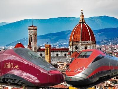 「ローマからフィレンツェの移動は鉄道が一番!料金・時間・乗り方まとめ」 トップ画像