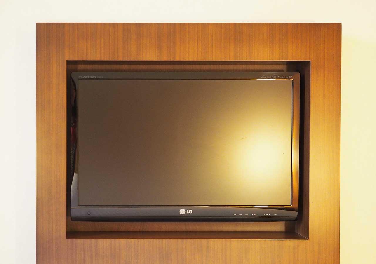 釜山・西面(ソミョン)エリアのホテル イビスアンバサダー釜山シティセンター テレビ