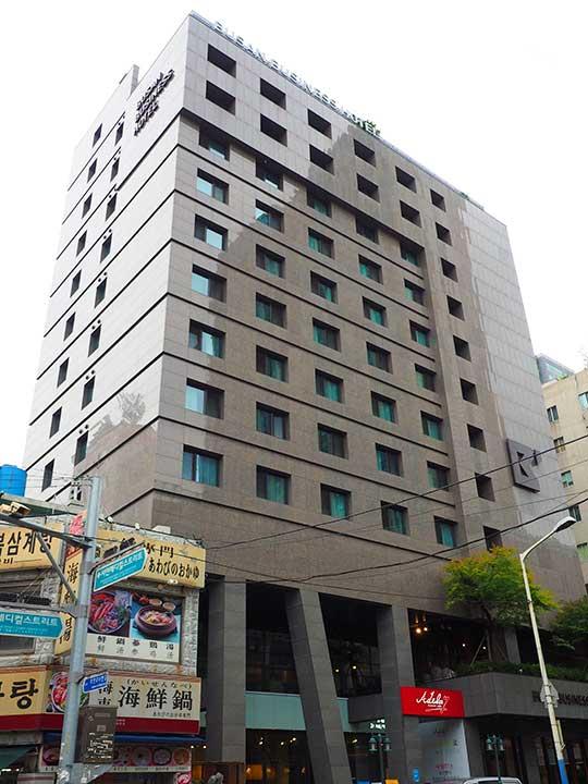 釜山(プサン)のおすすめホテル18選 釜山 ビジネス ホテル(Busan Business Hotel)