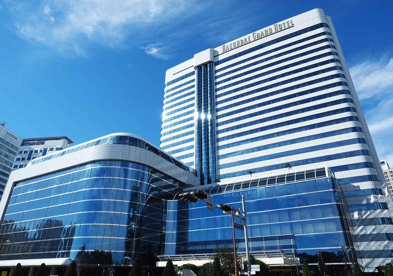 釜山(プサン)のおすすめホテル18選 海雲台エリア 海雲台 グランド ホテル(Haeundae Grand Hotel)