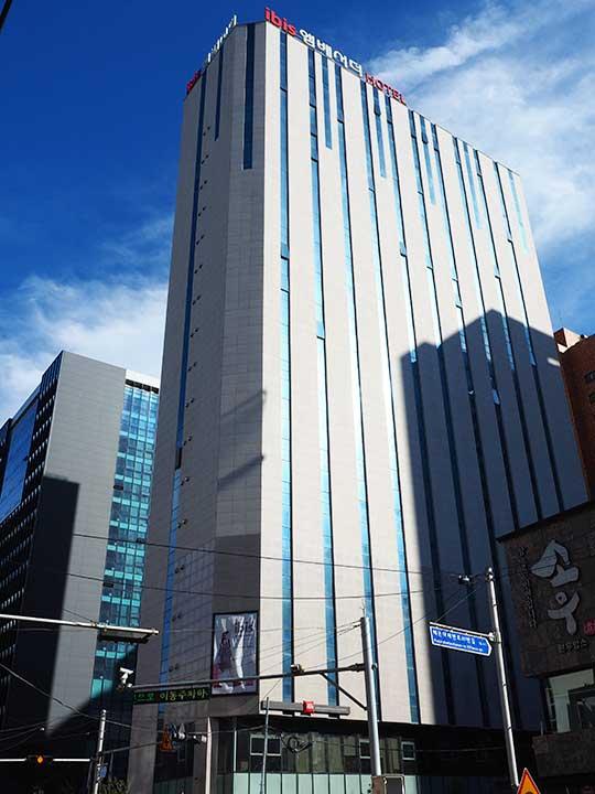 釜山(プサン)のおすすめホテル18選 海雲台エリア イビス アンバサダー釜山海雲台(ibis Ambassador Busan Haeundae)