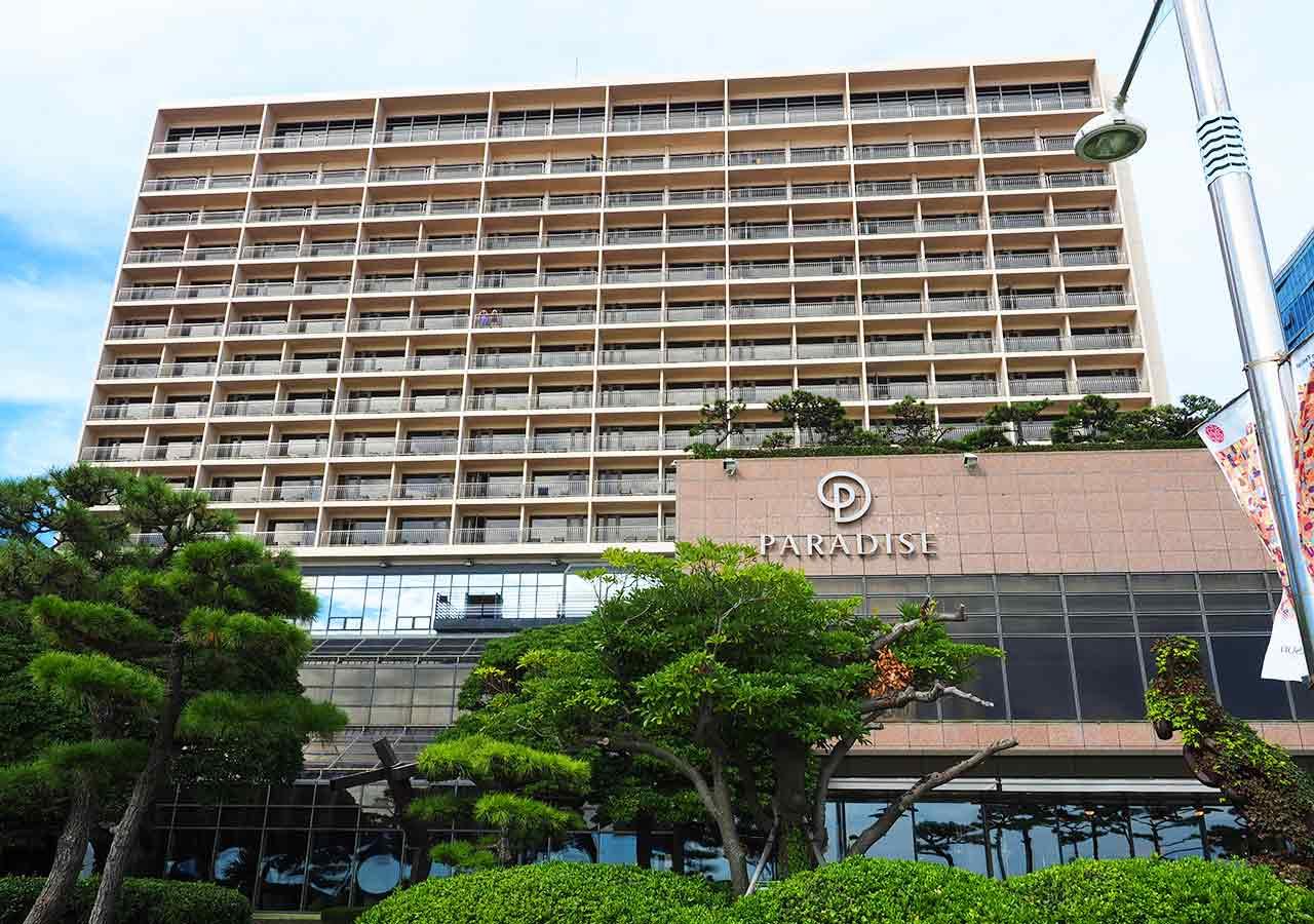釜山(プサン)のおすすめホテル18選 海雲台エリア パラダイス ホテル釜山(Paradise Hotel Busan)