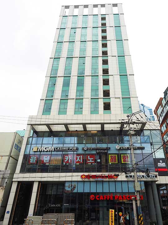 釜山(プサン)のおすすめホテル18選 ソラリア西鉄ホテル釜山 (SOLARIA NISHITETSU HOTEL Busan)