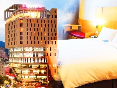 「釜山・西面の便利なホテル!イビスアンバサダー釜山シティセンターは安くて快適!」 トップ画像