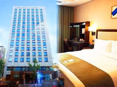 「釜山・南浦洞のおすすめホテル!スタンフォードインは立地・コスパ最強でした!」トップ画像
