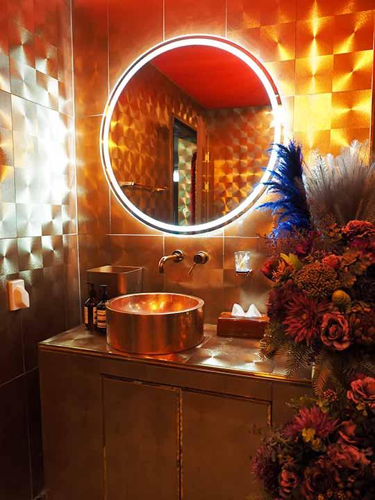 釜山・西面(ソミョン)エリアのおすすめホテル サウスバンデコホテルのトイレ