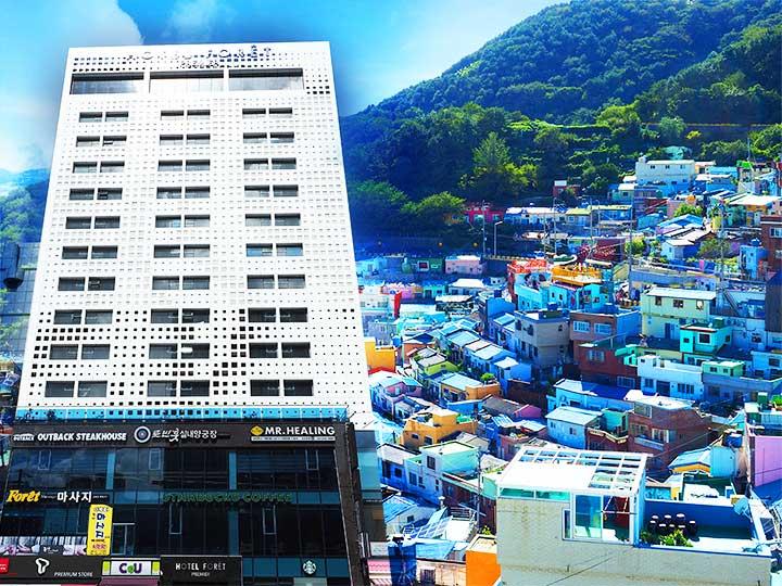 「釜山(プサン)のおすすめホテル!便利な立地でコスパが高いホテル18選」 トップ画像