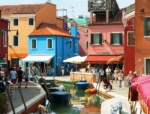 「ベネチアのムラーノ島・ブラーノ島・トルチェッロ島を1日で回る!離島巡りの旅」 トップ画像