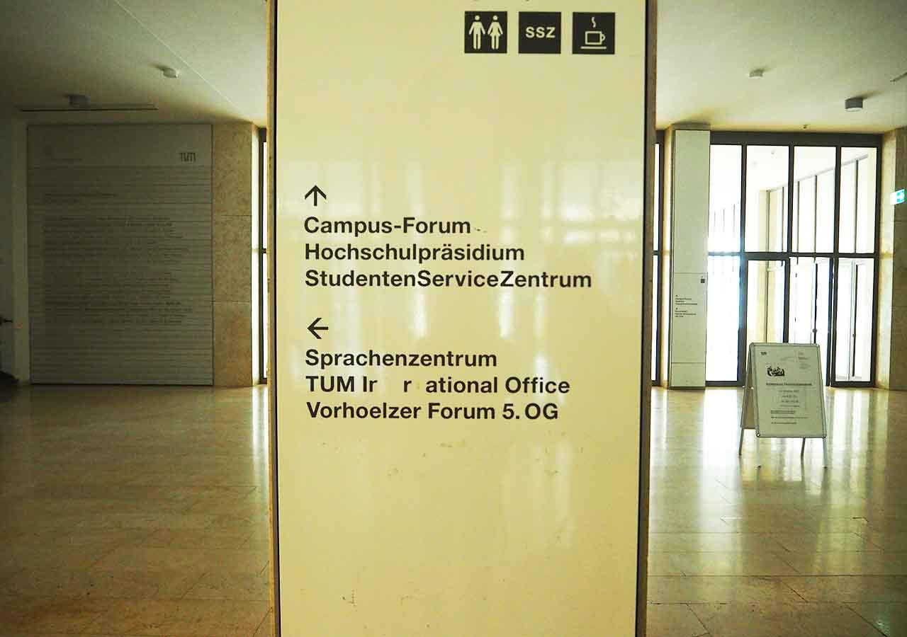 ミュンヘン観光 おすすめカフェ ミュンヘン工科大学の行き方 ミュンヘン工科大学