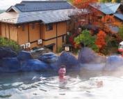 「わいた温泉郷「山翠」宿泊記!11種類の家族風呂・洞窟風呂や絶景露天を楽しむ!」 トップ画像