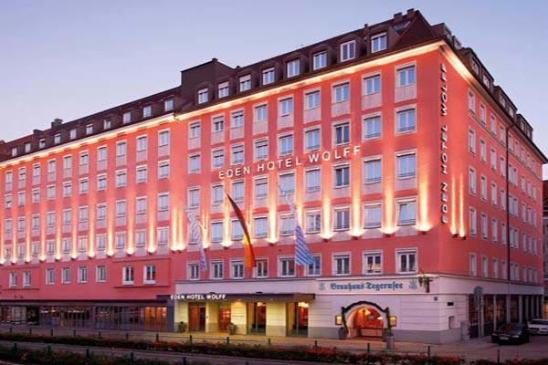 イーデン ホテル ヴォルフ(Eden Hotel Wolff)