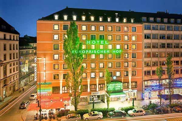 ホテル オイロピエッシャーホフ - アダルトオンリー(Hotel Europäischer Hof – Adults Only)
