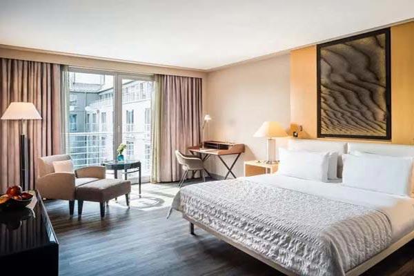 ミュンヘン観光 おすすめホテル ル メリディアン ミュンヘン(Le Méridien München)