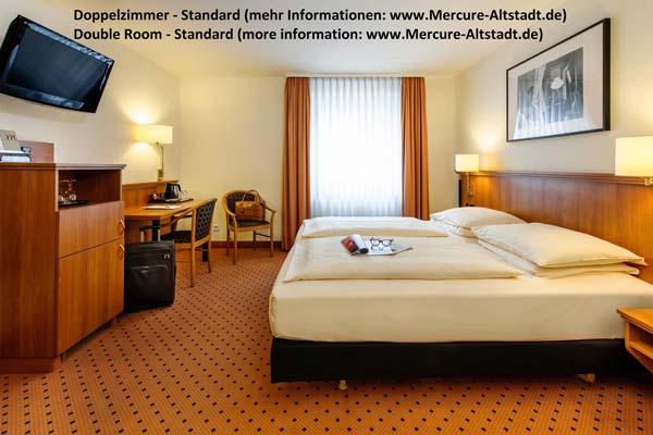 メルキュール ホテル ミュンヘン アルトシュタット(Mercure Hotel München Altstadt)