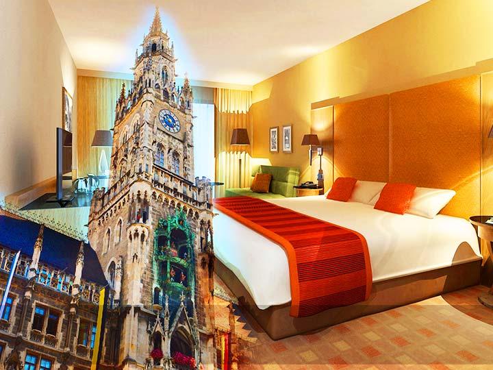 「ミュンヘンのおすすめホテル17選!観光に便利でコスパ・評判が高いホテルは?」トップ画像