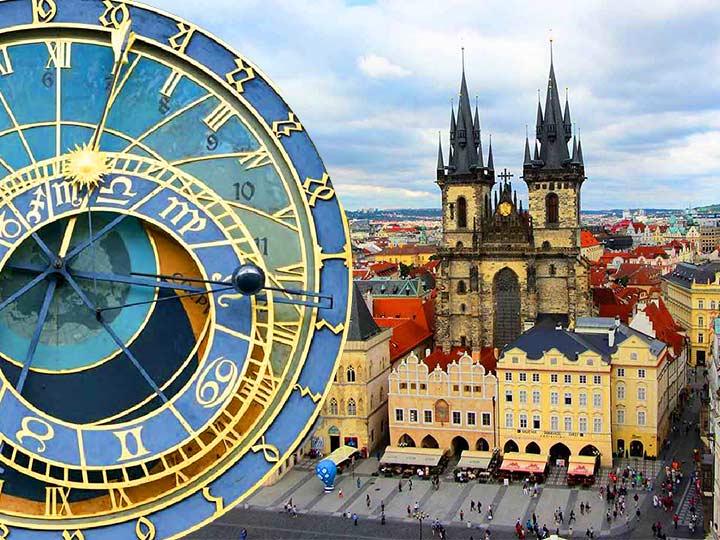 「プラハで必見の天文時計は絶景の時計台、からくり人形など見所満載! 」 トップ画像