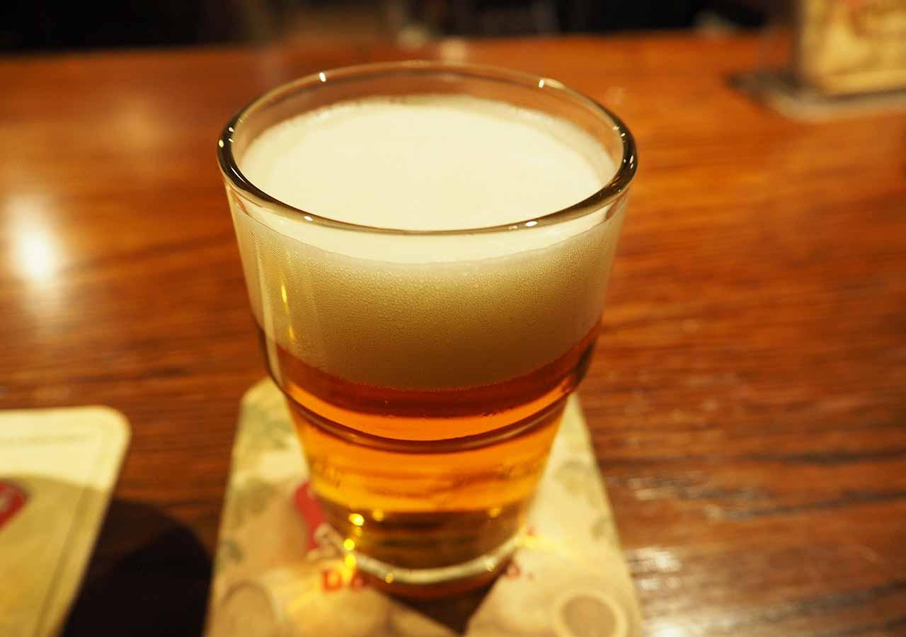 プラハ観光 プラハビールミュージアム(Prague Beer Museum) BAKALAR HONEY