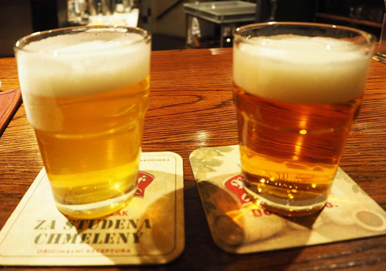 プラハ観光 プラハビールミュージアム(Prague Beer Museum) チェコビール