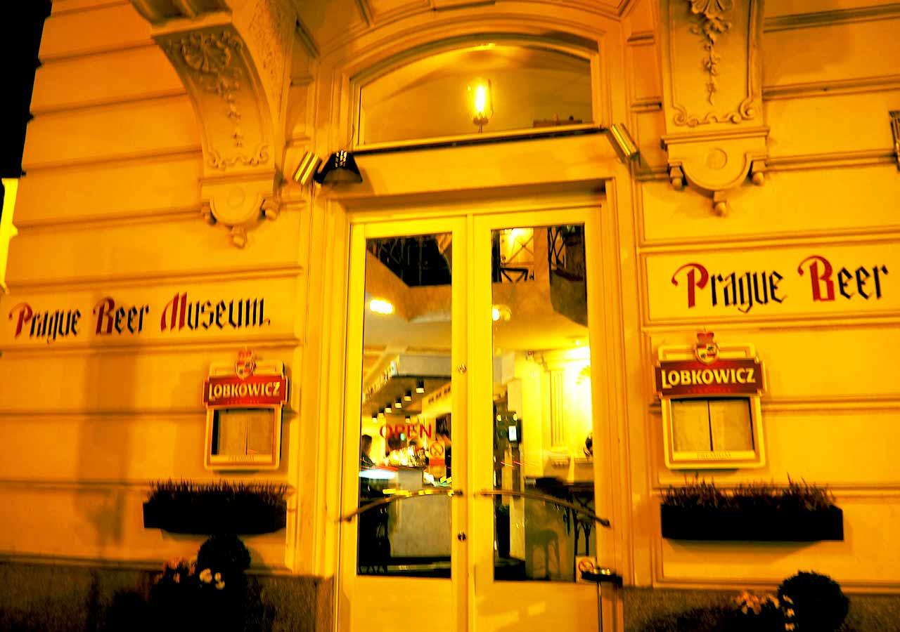 プラハ観光 プラハビールミュージアム(Prague Beer Museum)