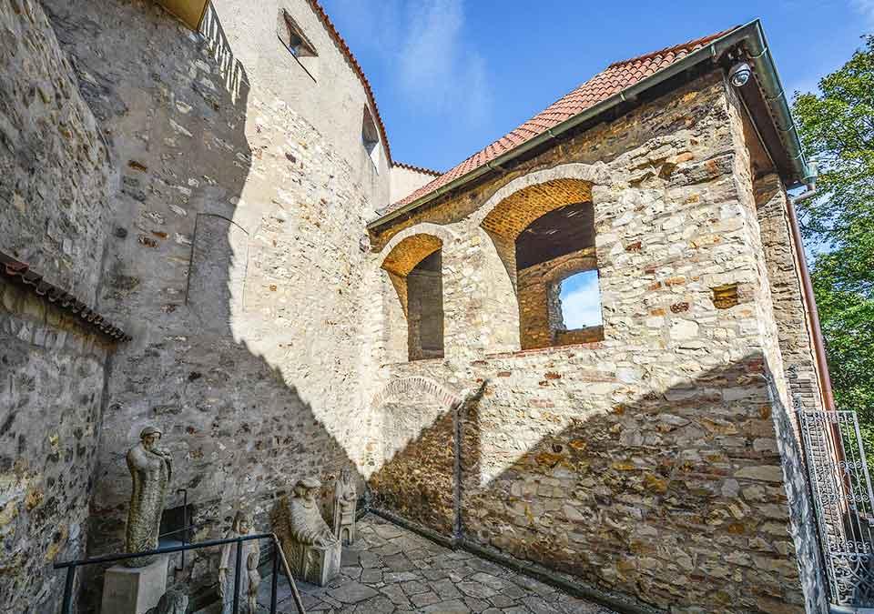 チェコ観光 プラハ城(Pražský hrad) ダリボルカ塔(Daliborka Tower)