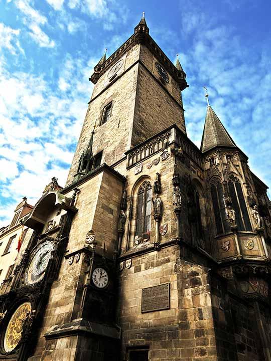 プラハ観光 旧市庁舎