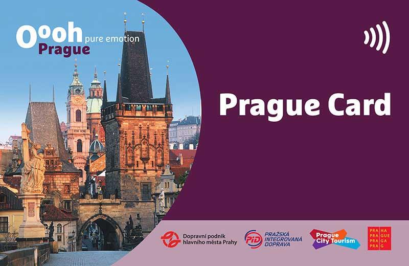プラハ観光 プラハカード