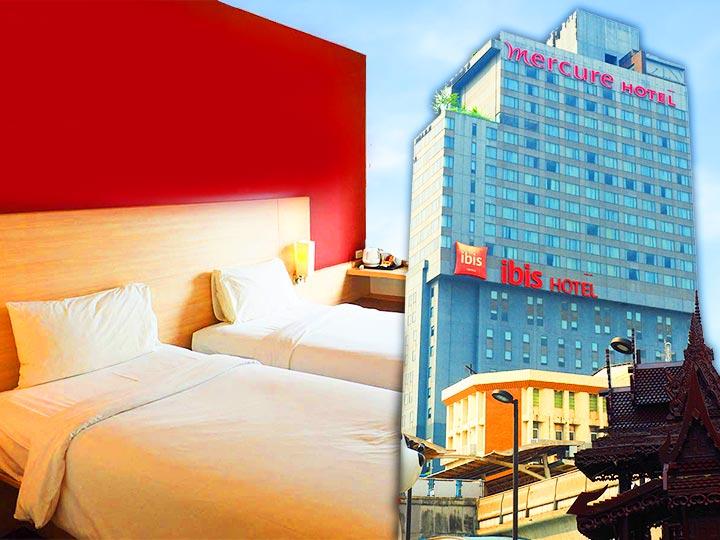 「バンコクのホテル「イビスバンコクサイアム」は立地最高で超便利!宿泊記」 トップ画像