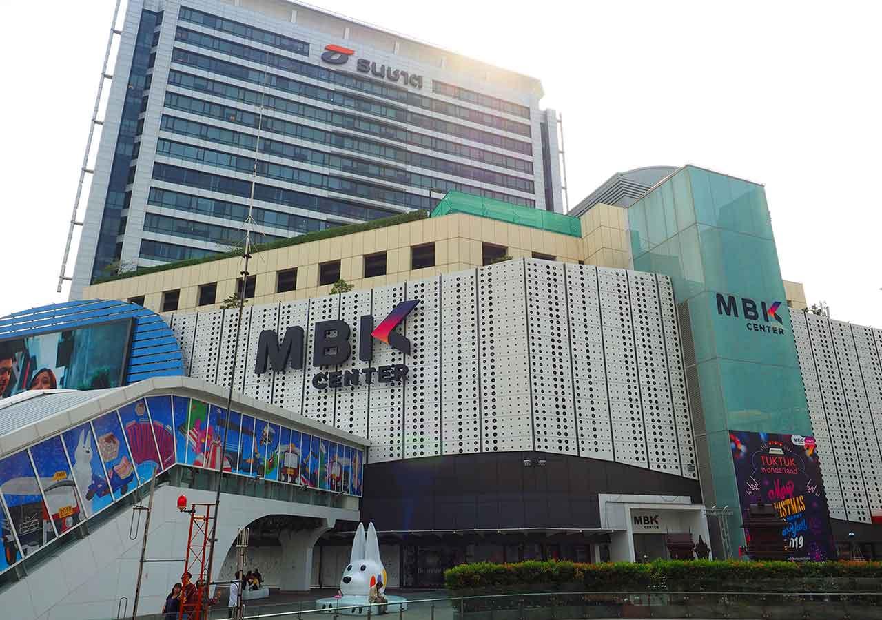 バンコク MBKセンター