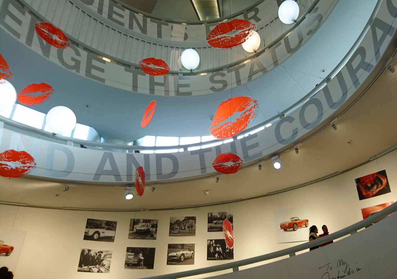 ミュンヘン観光 BMW博物館(BMW Museum)