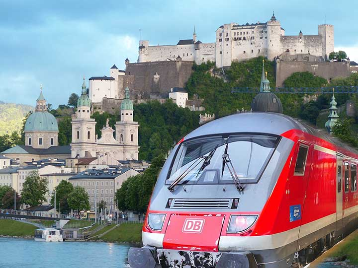 「ミュンヘン~ザルツブルクの移動方法まとめ!電車やお得なチケットを解説します」 トップ画像