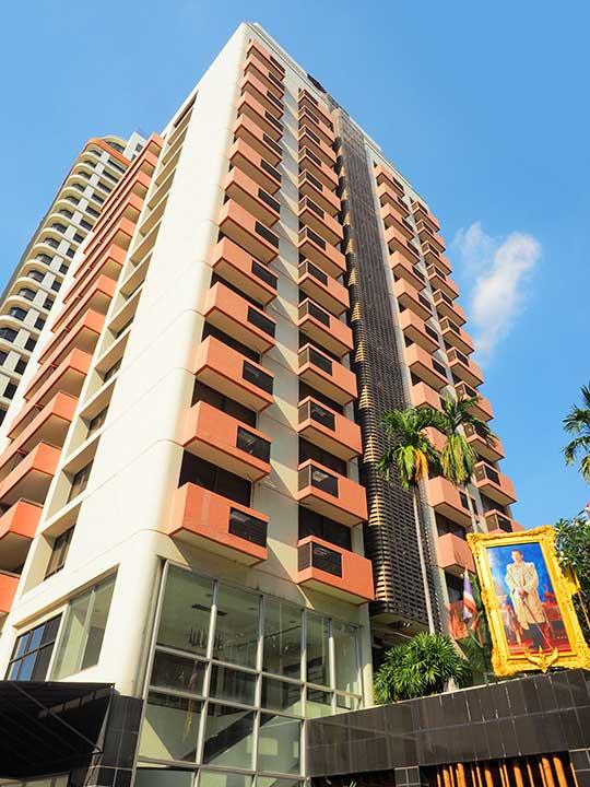 バンコクの観光に便利なおすすめホテル バンダラ スイーツ シーロム バンコク(Bandara Suites Silom, Bangkok)