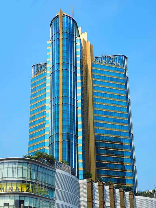 バンコクのホテル グランデ センター ポイント ホテル ターミナル 21(Grande Centre Point Hotel Terminal21)