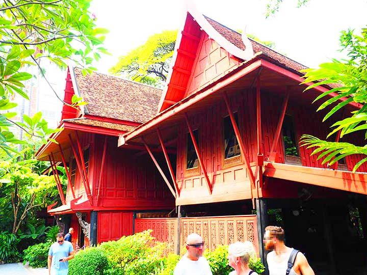 「ジムトンプソンの家完全ガイド!シルク王のお屋敷やレストラン・カフェを満喫!」 トップ画像