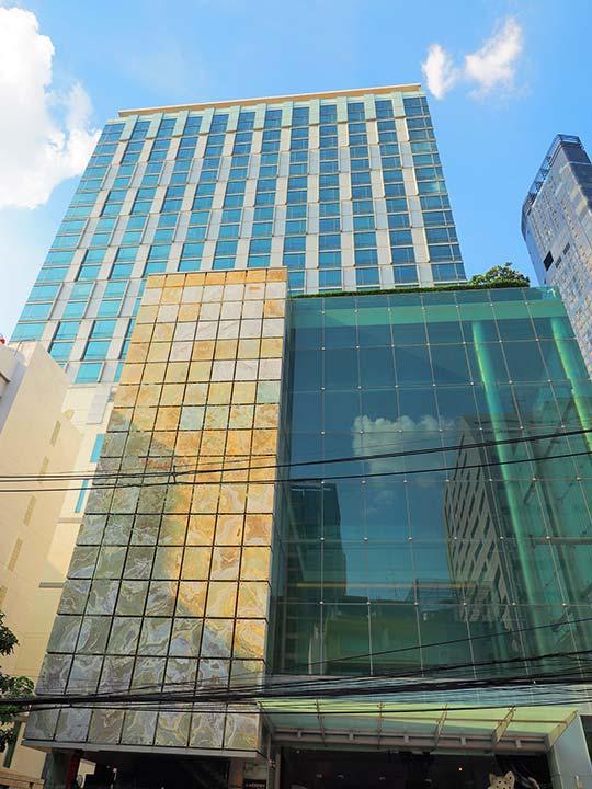 バンコクの観光に便利なおすすめホテル ル メリディアン バンコク(Le Meridien Bangkok)