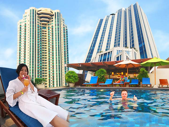 「バンコクのおすすめ高級ホテル15選!5つ星ホテルにリーズナブルに泊まろう!」 トップ画像