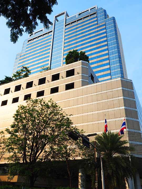 バンコクの観光に便利なおすすめホテル パトゥムワン プリンセス ホテル(Pathumwan Princess Hotel)